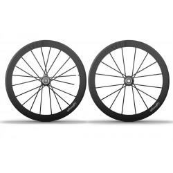 Paire roues Lightweight MEILENSTEIN T OBERMAYER