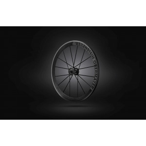 Paire roues Lightweight MEILENSTEIN T OBERMAYER SCHWARZ EDITION