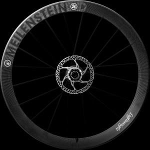 Roue avant Lightweight MEILENSTEIN T DISC