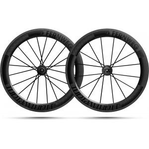 Paire roues Lightweight FERNWEG C 63 SCHWARZ EDITION - NEW 2019