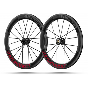 Paire roues Lightweight FERNWEG C 63 Red label - NEW 2019