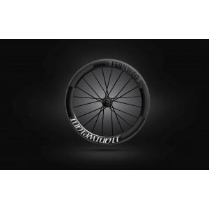 Roue avant Lightweight FERNWEG T 63 White label - NEW 2019