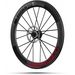 Roue avant Lightweight FERNWEG C DISC 63 Red label - NEW 2019