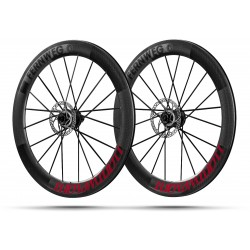 Paire roues Lightweight FERNWEG C DISC 63 Red label - NEW 2019