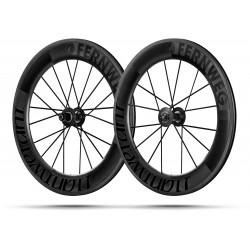 Paire roues Lightweight FERNWEG C 85 SCHWARZ EDITION - NEW 2019
