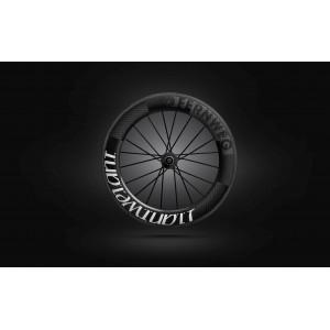 Roue arriere à Boyau Lightweight FERNWEG T 85 White label - NEW 2019