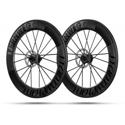 Paire roues Lightweight FERNWEG C DISC 85 SCHWARZ EDITION - NEW 2019